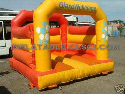 T2-1072 Inflatable Bouncer