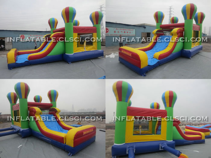 T2-1077 Inflatable Bouncers
