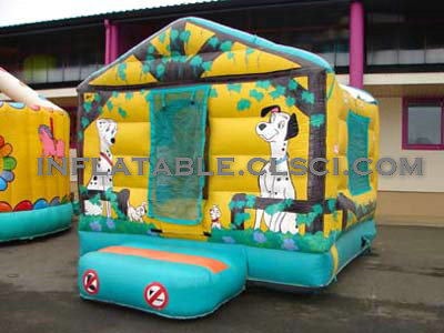 T2-1081 Inflatable Bouncer