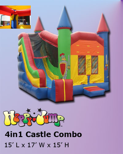T2-1090 Inflatable Bouncer