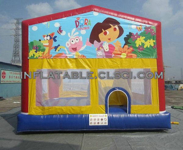 T2-1098 Inflatable Bouncers