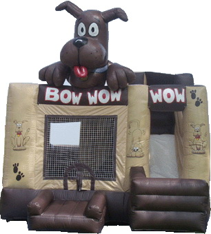 T2-109 inflatable bouncer