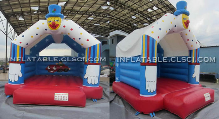 T2-114 Inflatable Jumpers