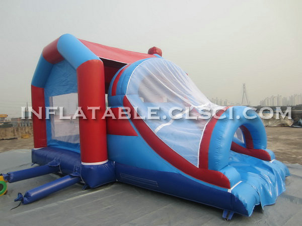 T2-1157 Inflatable bouncers