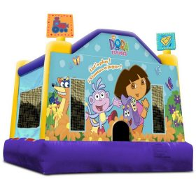 T2-1164 Inflatable Bouncer