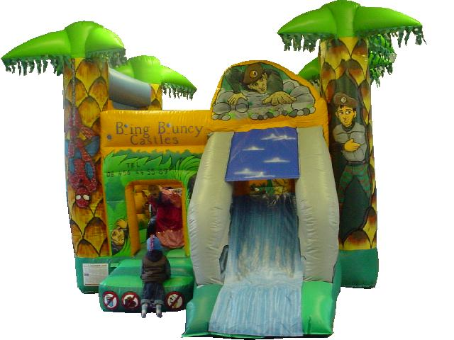 T2-1170 Inflatable Bouncer