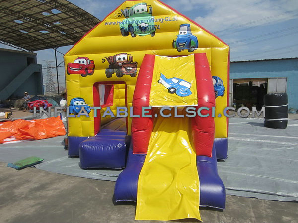 T2-1171 Inflatable Bouncers