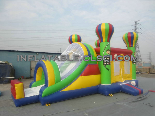 T2-1175  Inflatable Bouncers