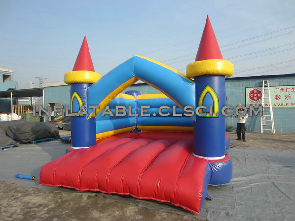 T2-1181  Inflatable Bouncers