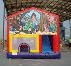 T2-2752 Inflatable Bouncers