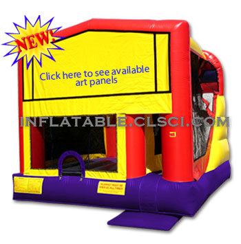 T2-1197 Inflatable Bouncer