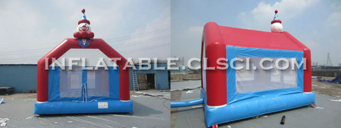 T2-119 Inflatable bouncers
