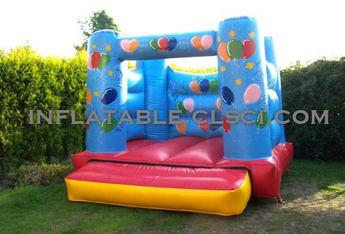T2-1201 Inflatable Bouncer