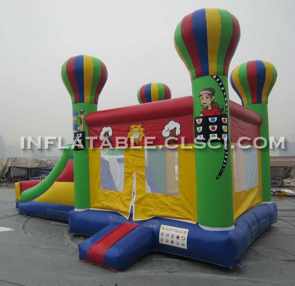T2-1203 Inflatable Jumpers