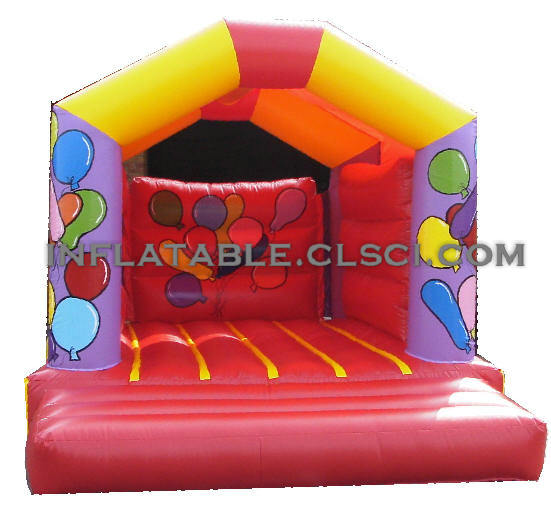 T2-1205 Inflatable Bouncer