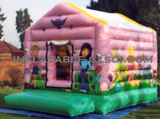 T2-1208 Inflatable Bouncer