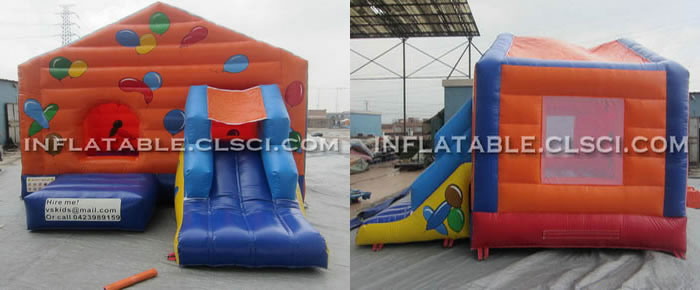 T2-1311 Inflatable Jumpers