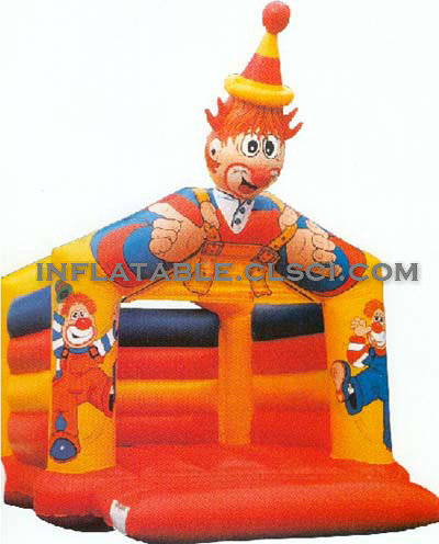 T2-1226 Inflatable Bouncer