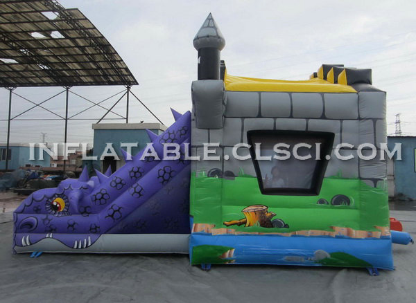 T2-1232 Inflatable Jumpers
