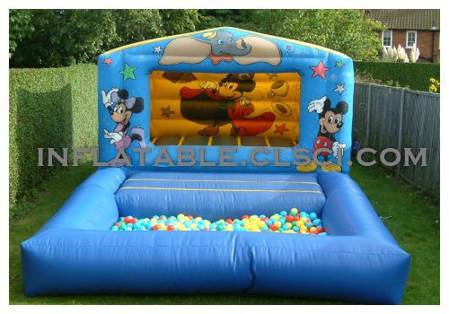 T2-1233 Inflatable Bouncer