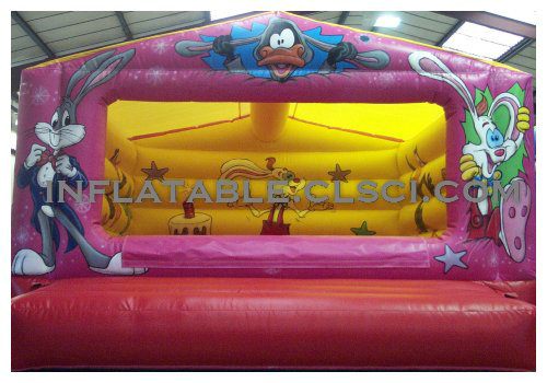T2-1235 Inflatable Bouncer