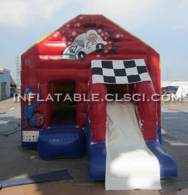 T2-1236 Inflatable Jumpers