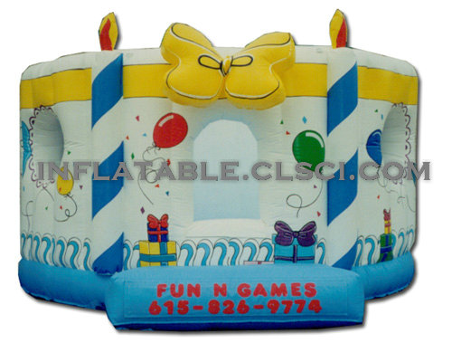 T2-1239 Inflatable Bouncer