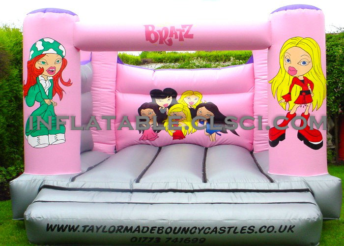 T2-1266 Inflatable Bouncer