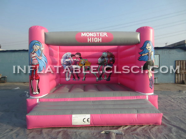 T2-1267 Inflatable Bouncers