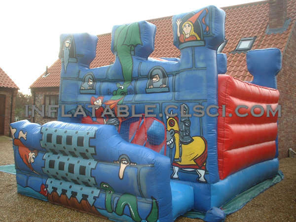 T2-1273 Inflatable Bouncers