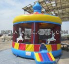 T2-1277 Inflatable Bouncers