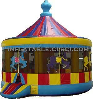 T2-1278 Inflatable Bouncer
