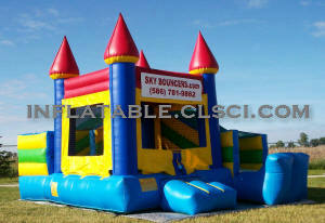 T2-1282 Inflatable Bouncer