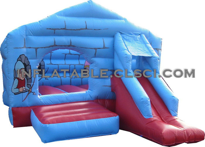 T2-1283 Inflatable Bouncer