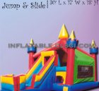 T2-1296 Inflatable Bouncer