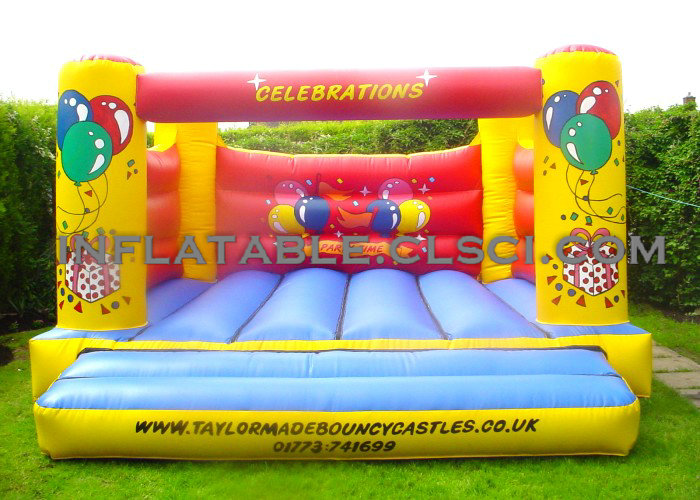 T2-1298 Inflatable Bouncer