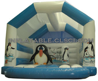 T2-1301 Inflatable Bouncer