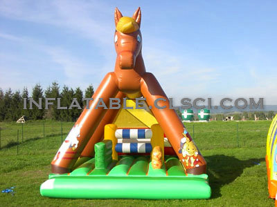 T2-1306 Inflatable Bouncer
