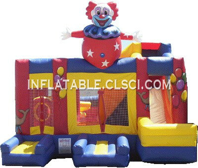 T2-130 inflatable bouncer