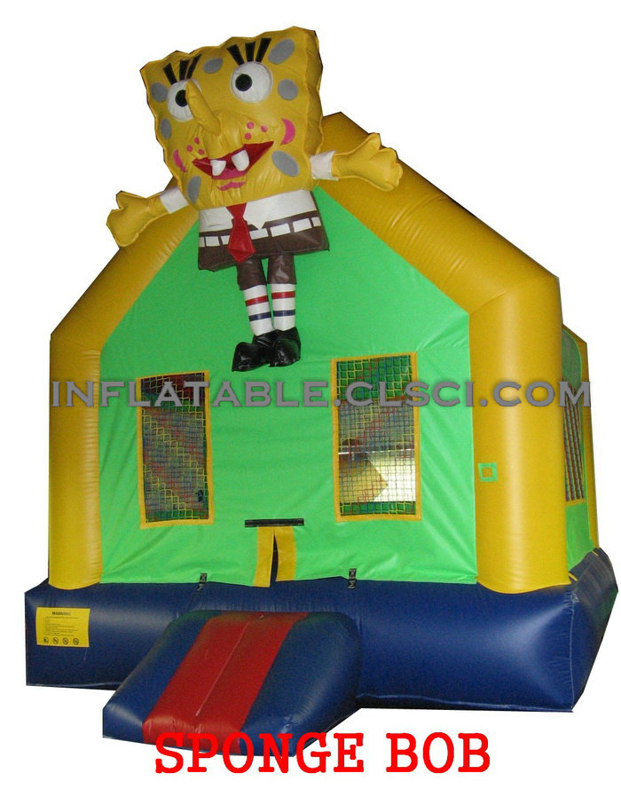 T2-1333 Inflatable Bouncer