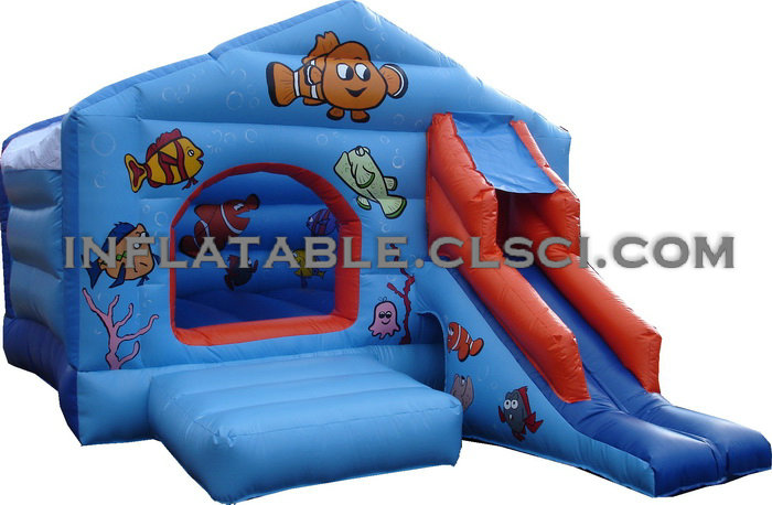 T2-1334 Inflatable Bouncer