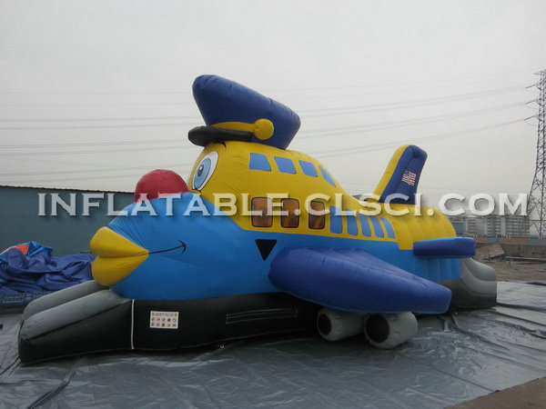 T2-1337 Inflatable Bouncers