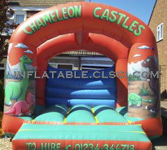 T2-1343 Inflatable Bouncer