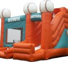 T2-134 inflatable bouncer