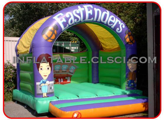 T2-1369 Inflatable Bouncer
