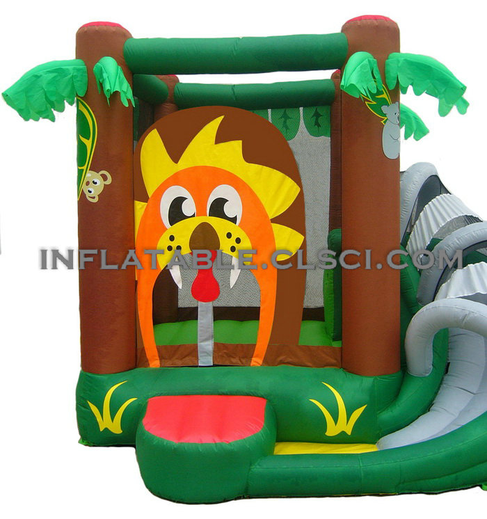 T2-1375 Inflatable Bouncer