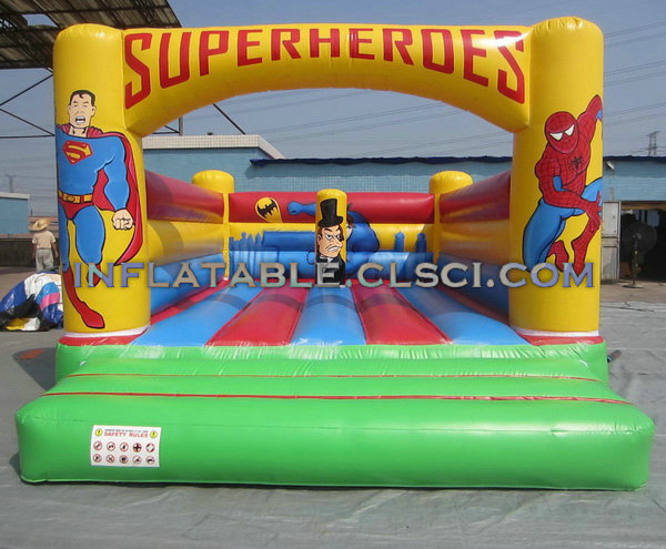 T2-1396  Inflatable Bouncers
