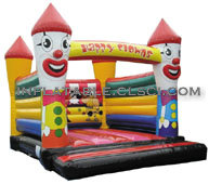T2-1406 Inflatable Bouncer