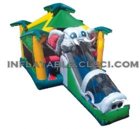T2-1417 Inflatable Bouncer