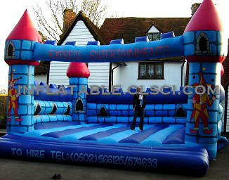 T2-1433 Inflatable Bouncer